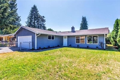 Olympia Single Family Home For Sale: 7531 12th Wy NE