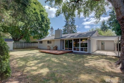 Renton Single Family Home For Sale: 11902 SE 165th St