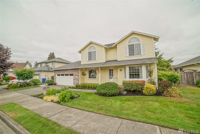Puyallup Single Family Home For Sale: 1127 21st Street Place NW