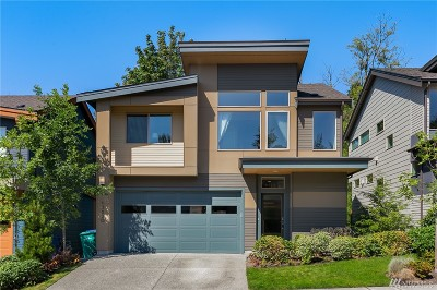 Newcastle Single Family Home Contingent: 13520 SE 81st Place
