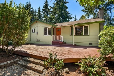 Bellevue Single Family Home For Sale: 13815 SE 7th St
