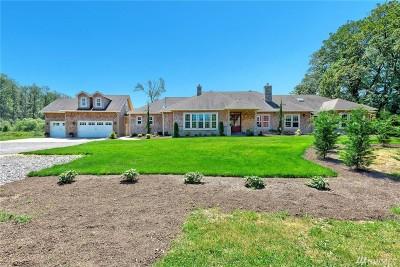 Monroe WA Single Family Home For Sale: $1,850,000