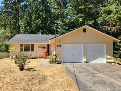 Shoreline Single Family Home For Sale: 305 N 188th St