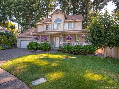 Lacey Single Family Home For Sale: 3518 Gray Ct NE