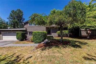 Everett Single Family Home For Sale: 2217 110th St SE