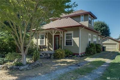Bellingham Single Family Home Sold: 3835 Idaho St