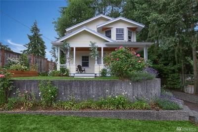 Kirkland Single Family Home For Sale: 1816 4th St