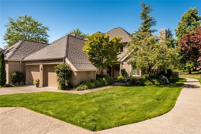 Bellevue Condo/Townhouse For Sale: 1740 Bellevue Wy NE