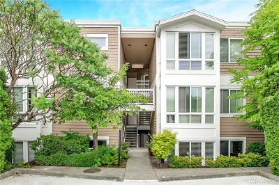 Kirkland Condo/Townhouse For Sale: 624 Kirkland Wy #2