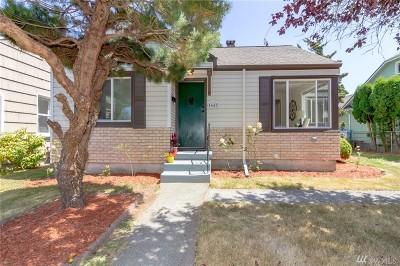 Tacoma Single Family Home For Sale: 5647 Yakima Ave