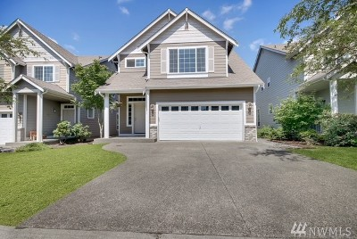 Puyallup Single Family Home For Sale: 18221 113th Ave E