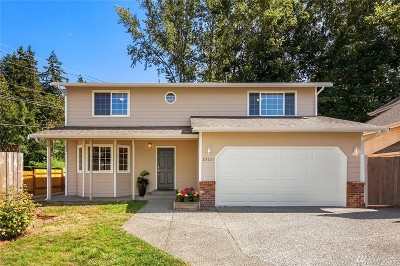 Bothell Single Family Home For Sale: 23131 14th Dr SE