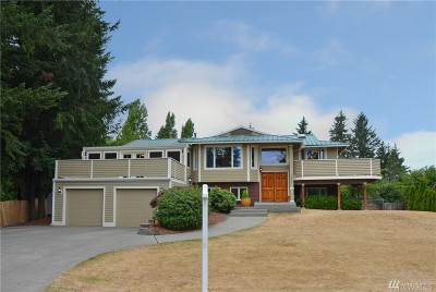 Gig Harbor Single Family Home For Sale: 5330 99th Ave NW