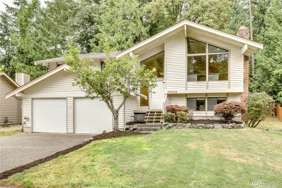 Renton Single Family Home For Sale: 18505 132nd Place SE