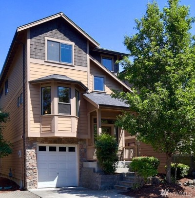 Everett Condo/Townhouse For Sale: 1817 95th St SW