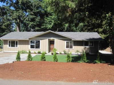 Lacey Single Family Home For Sale: 5615 Short Ct SE