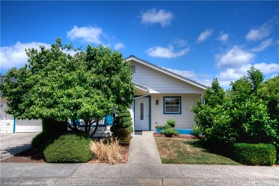 Centralia Single Family Home For Sale: 1235 Searle Dr