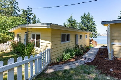 Coupeville Single Family Home Sold: 1105 NE Moore Place
