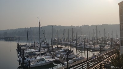 Gig Harbor Condo/Townhouse For Sale: 3901 Harborview #A-6