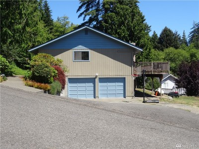 Montesano Single Family Home For Sale: 951 Stephenson Dr