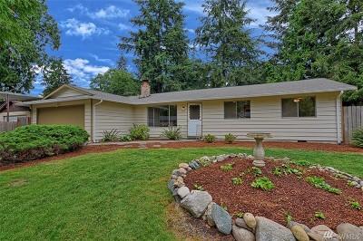 Everett Single Family Home For Sale: 12306 32nd Ave SE
