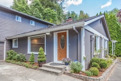 Lake Forest Park Single Family Home For Sale: 3512 NE 190th Place