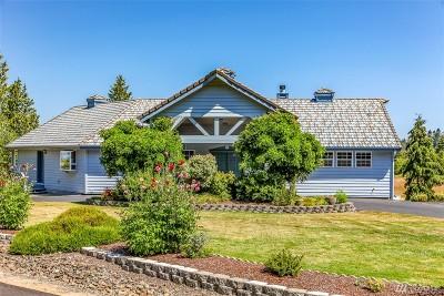 Hansville Single Family Home Pending: 8023 NE Hunt Club Lane