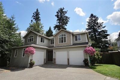 Everett Single Family Home For Sale: 12432 31st Dr SE