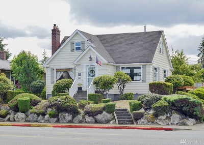 Tacoma Single Family Home For Sale: 4550 6th Ave