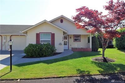 Centralia Single Family Home For Sale: 1172 A Tennyson Dr