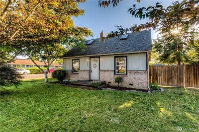 Puyallup Single Family Home For Sale: 1204 18th St NW