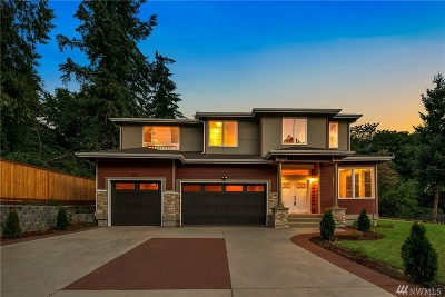 Tukwila Single Family Home Contingent: 4911 111th Ave S