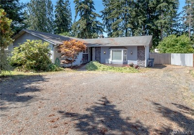Puyallup Single Family Home For Sale: 10628 62nd Ave E