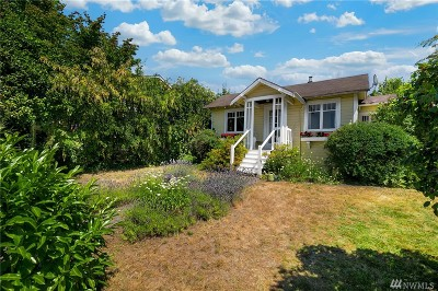 Kirkland Single Family Home For Sale: 1012 1st St