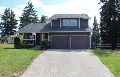 Puyallup Single Family Home For Sale: 8506 109th St E