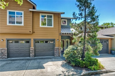 Issaquah Condo/Townhouse For Sale: 84 Sky Ridge Rd NW