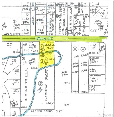 Lynden WA Residential Lots & Land For Sale: $225,000