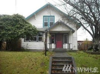 Tacoma Single Family Home For Sale: 4534 E C St