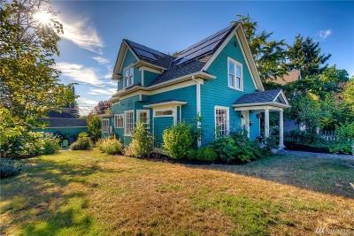 Tacoma Single Family Home For Sale: 1402 N Steele St