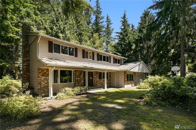 Woodinville Single Family Home For Sale: 18104 NE 197th Place