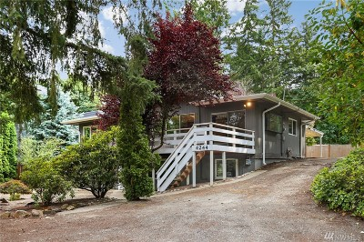 Bellevue Single Family Home For Sale: 4244 164th Ave SE