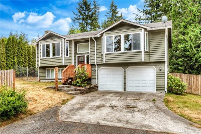 Auburn WA Single Family Home For Sale: $489,990