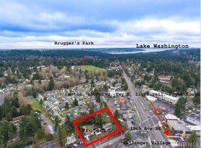 King County Residential Lots & Land For Sale: 20026 19th Ave NE