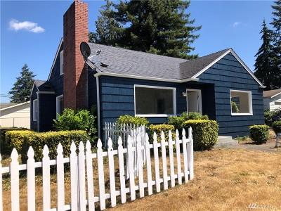 Tacoma Single Family Home For Sale: 6501 E Portland