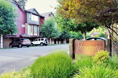 Kirkland Single Family Home For Sale: 13217 101st Lane NE