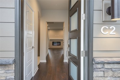 Bothell Single Family Home For Sale: 1325 Seattle Hill Rd #F1