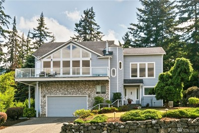 Bellingham Single Family Home For Sale: 3 Par Lane