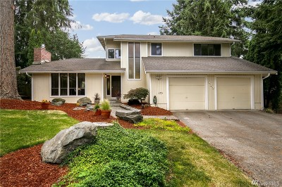 Federal Way Single Family Home For Sale: 427 SW 327th Place