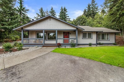 Edgewood Single Family Home For Sale: 508 108th Ave E