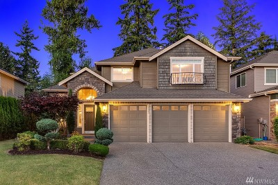 Bothell Single Family Home For Sale: 22423 5th Place W